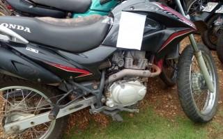 Duas motos são recuperadas em diferentes bairros de Cacoal