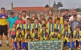 Escolinha Rolim garante final na Copa Lind'Agua em Pimenta Bueno