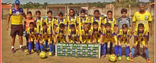 Escolinha Rolim garante semifinal na Copa Lind'Agua em Pimenta Bueno