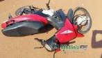Idosa invade a 25 de Agosto e é atropelada por motocicleta em Rolim