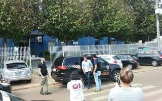 Presidente da Câmara de Vilhena também é preso pela Polícia Federal