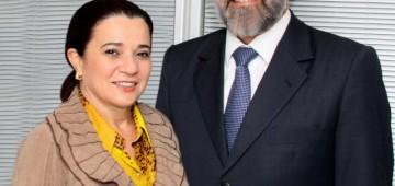 Senador Raupp e deputada Marinha pedem a ANEEL Linhas de Transmissão para Rondônia
