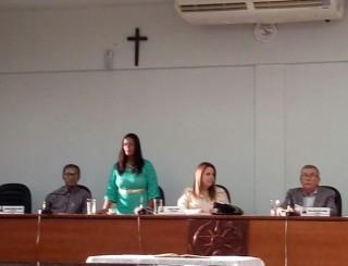Após prefeito ser afastado, vice assume prefeitura de Pimenta Bueno