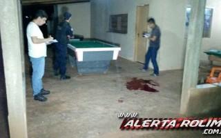 Jovem leva tiro na perna no bairro Boa Esperança em Rolim de Moura