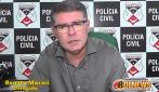 Polícia Civil realiza operação para combater crimes de extorsão e agiotagem, em Rolim de Moura