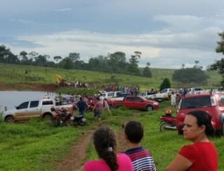 Corpo do vice-prefeito de Alta Floresta é encontrado após represa ser esvaziada