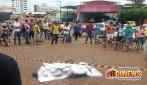 Homem é morto a tiros no Centro de Rolim de Moura