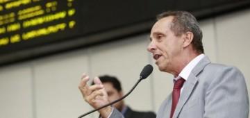 Lazinho da Fetagro pede sinalização em rodovia que liga Rolim de Moura a cinco municípios