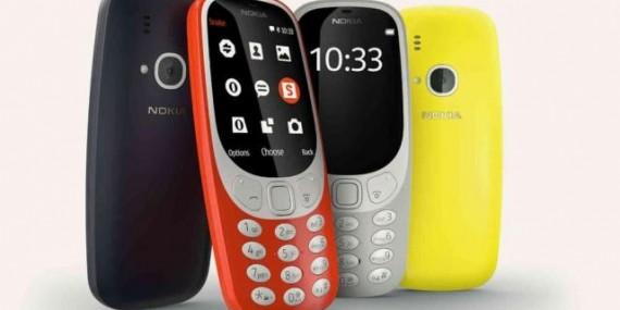 Nokia anuncia volta do 'tijolão' repaginado