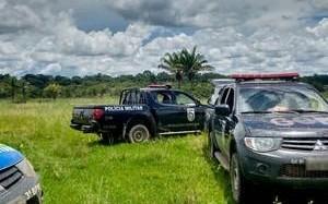 Reintegração de posse termina com 5 posseiros presos em Vilhena