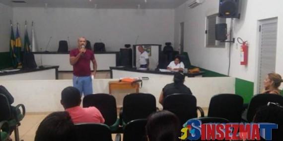 SINSEZMAT elege novo diretor em Alto Alegre