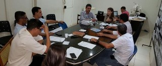 Autarquia de Esporte de Rolim de Moura realiza reunião para apresentar planilha de gasto aditivada na...