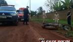 Homem é encontrado morto ao lado de motocicleta roubada em Rolim de Moura