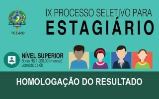 Sai o resultado final da seleção para estágio no Tribunal de Contas de Rondônia