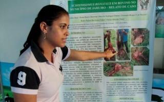 Conselho Regional de Medicina Veterinária leva conhecimento científico ao homem do campo durante 6ª RRS
