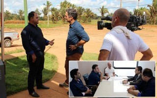Crise no sistema penitenciário de Rondônia será destaque na Record TV em junho