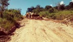 Mais de 200 quilômetros de rodovias são recuperados na região de Pimenta Bueno