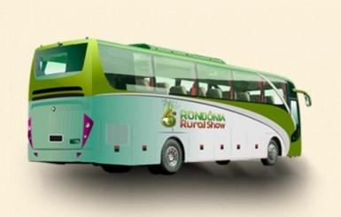 População terá transporte gratuito até a Rondônia Rural Show em Ji-Paraná
