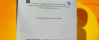 Acadêmico da UNIR faz monografia com o tema sobre Valesca Popozuda e cantora parabeniza no Twitter