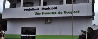 Divulgada a lista de classificados no concurso da Prefeitura de São Francisco