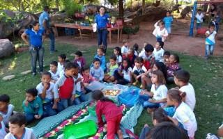 Em Rolim de Moura projeto incentiva alunos a conhecer a história da cidade