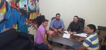 Jean Oliveira reúne com liderança de Guajará Mirim