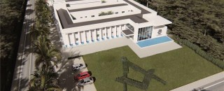 Maçonaria lança, neste sábado, construção  da casa de apoio ao hospital do câncer