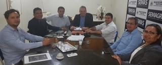 Rolim de Moura: TRE-RO e autoridades realizam reunião sobre o recadastramento Biométrico