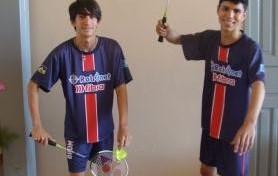 Experiência no Japão contribui para classificação de atleta do badminton nos Jogos Escolares, em Rolim de Moura