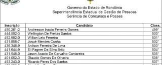 Governo convoca 300 candidatos aprovados no concurso da PM de Rondônia realizado em 2014; Veja o...
