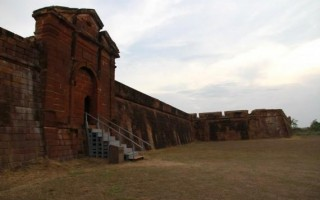 Governo de Rondônia apoia o Exército Brasileiro na revitalização do Forte Príncipe da Beira