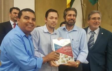 Municípios recebem projetos de saneamento