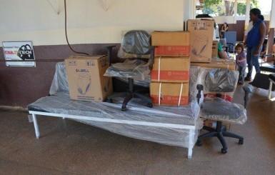 Prefeitura de Rolim de Moura entrega mais equipamentos e móveis para o CAPS