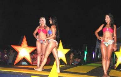 27º Concurso Garota Cachoeira e etapa de Motocross são atrações do Festival de Praia de Machadinho do Oeste
