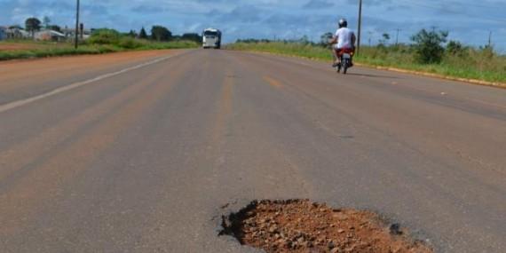 BR-364 será privatizada pelo governo entre Rondônia e Mato Grosso