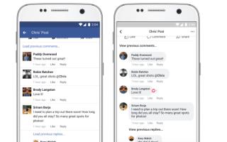 Conheça o novo visual do Facebook
