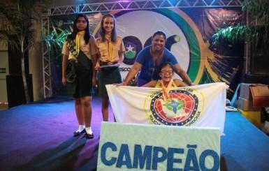Premiações marcam encerramento da etapa estadual Paralímpica Escolar em Cacoal