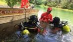 Profissão cheia de desafios, bombeiro mergulhador trabalha com foco em salvar vidas nos rios de Rondônia