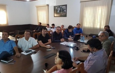Rolim:Prefeito pede ajuda de vereadores para vencer crise  financeira do município