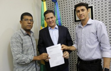 Vereadores pedem apoio para asfaltamento da RO 491, de Santa Luzia a São Felipe