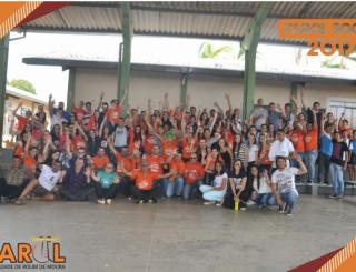 10º FAROL social recebe público de mais de 2000 pessoas em Nova Brasilândia