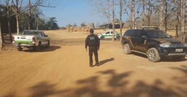 Operação Warã, da PF em Rondônia, combate exploração de madeiras em terras indígenas