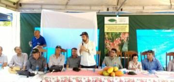 Projeto sobre expansão do Cacau Clonal e mutirão de saúde da família em Buritis
