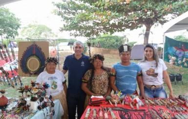 SEJUCEL/PAB comemora vendas que ultrapassam R$ 500 mil durante feira do artesanato em RO