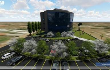 A nova Prefeitura de Rolim de Moura