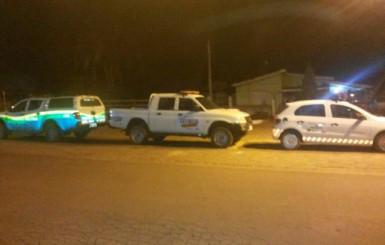 Blitz da lei seca prende dez condutores embriagados em Rolim de Moura