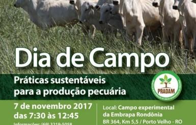 Embrapa realiza evento sobre recuperação de pastagem e sistemas integrados de produção