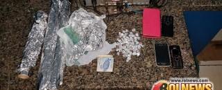 Polícia Militar de Cacoal prende três travestis acusados de tráfico de drogas
