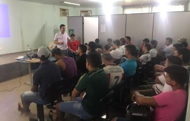 Rolim de Moura - 4ª Copa Integração  de Futebol de Campo inicia neste fim de semana