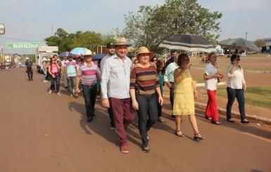 Rolim de Moura: SEMAS realiza Caminhada em Defesa dos Direitos dos Idosos